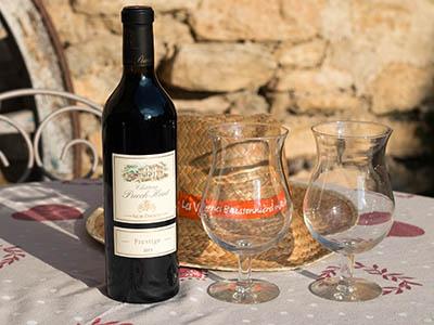 Dégustation de vins sélectionnés