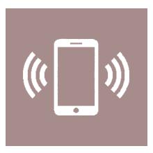 pictogramme appel téléphonique