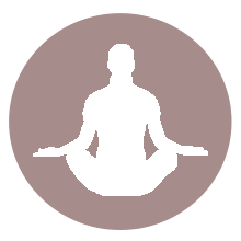 Logo yoga relaxation