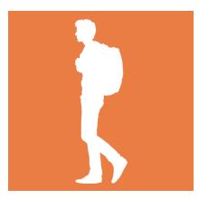 Logo randonnée