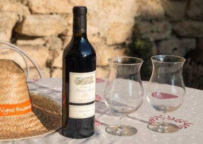 Wein und Sonne